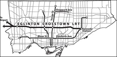 Eglinton LRT Line