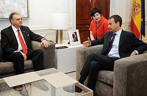 LaHood Zapatero