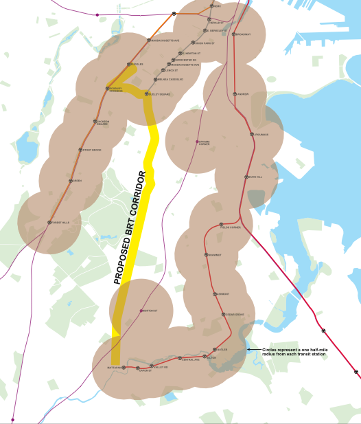 Boston To Extend Silver Line To Mattapan And South Station