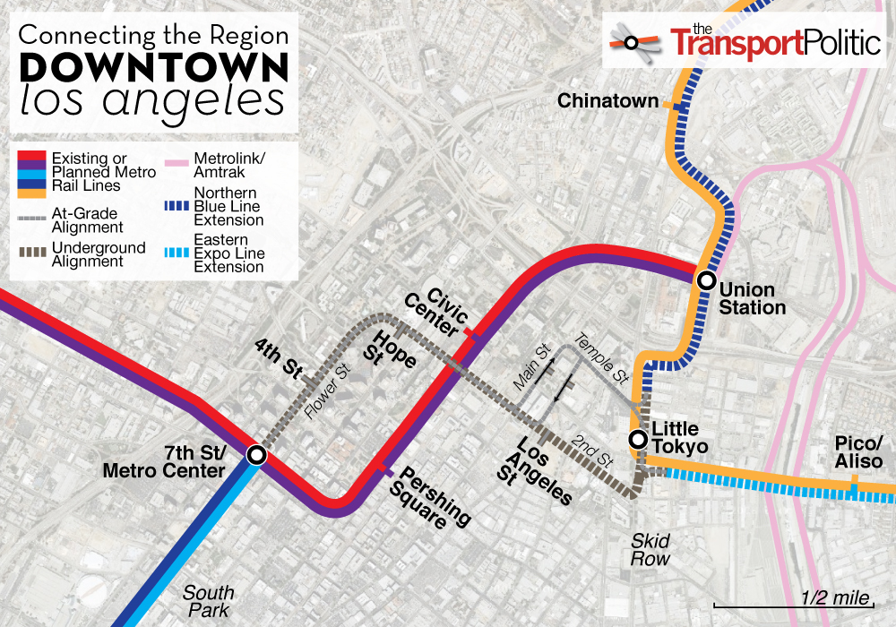 Los Angeles Regional Connector Stirs Controversy in Little Tokyo