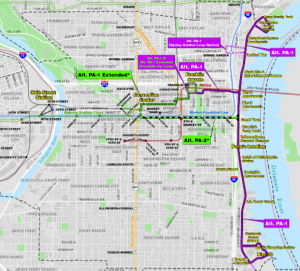 Philadelphia Waterfront Alternatives