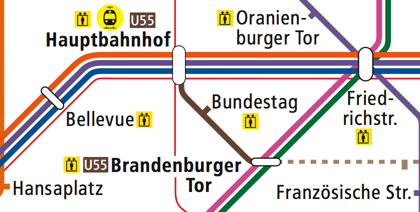 Berlin Finally Opens New Subway Line All Miles Of It The - Berlin us bahn map