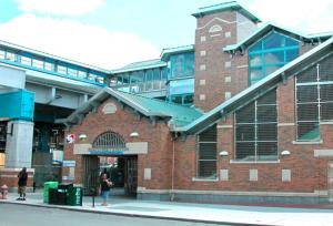SEPTA 52nd Street Station