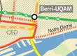 Montréal Transit Plans