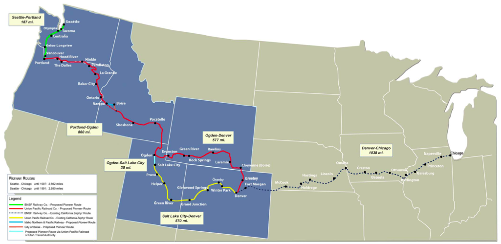 priia mandated amtrak studies promote new long distance corridor service the transport politic