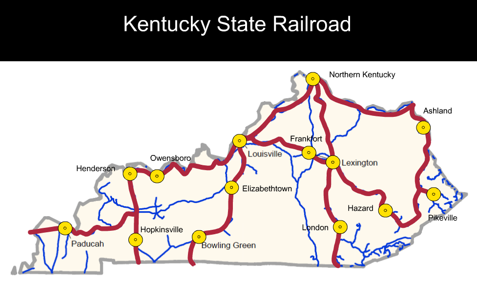 Rail Becomes An Election Issue In Kentucky Could It