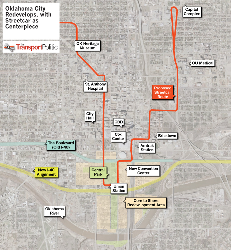 Oklahoma City Metro Transit System
