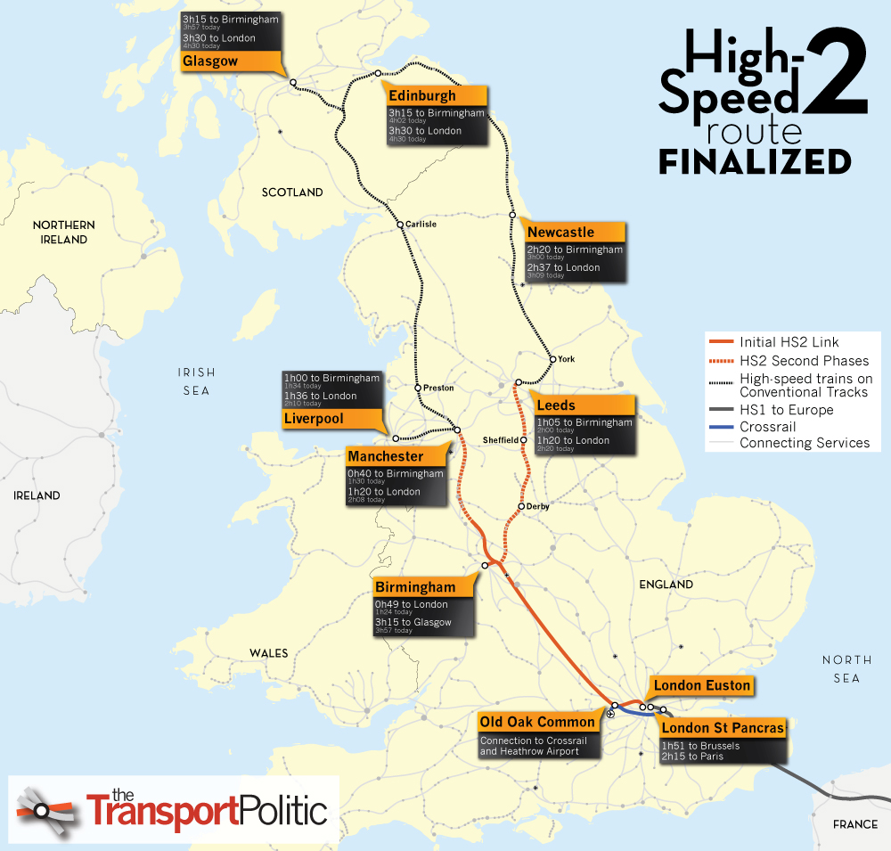 United-Kingdom-HS2-Route-Map