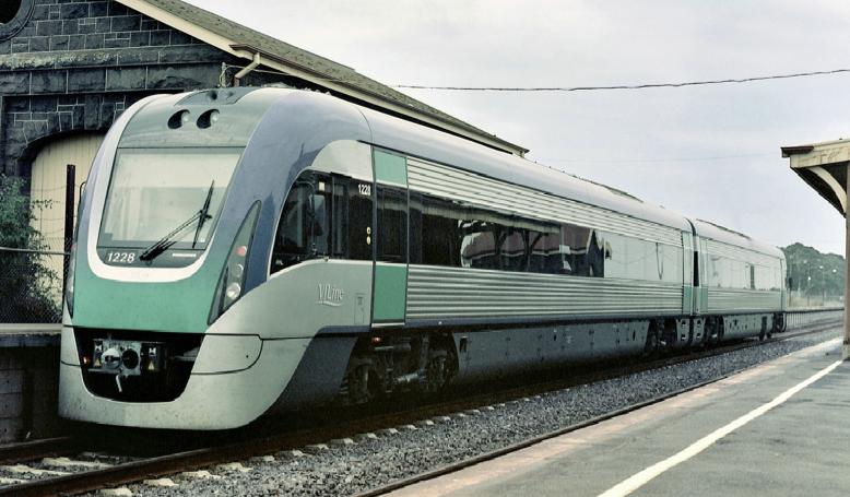 Bombardier VLocity 160 DMU