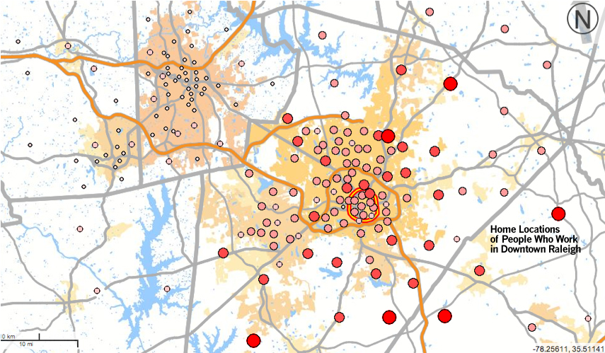 How Viable is Commuter Rail for North Carolinas Triangle The