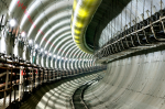 Barcelona Line 9 Tunnel
