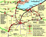 Ohio Hub Potential Corridors