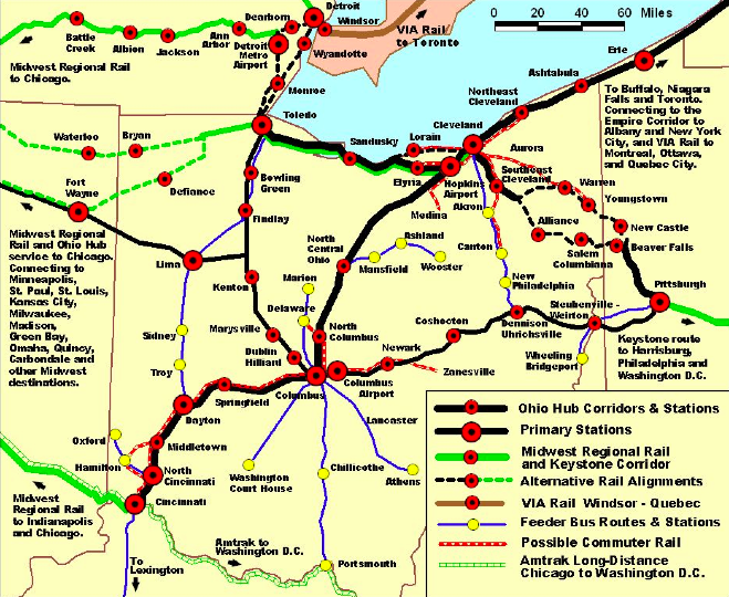 buffalo new york map with Ohio Hub Advances As Passenger Rail Connections To Toledo And Pittsburgh Studied on South Dakota additionally Watch additionally Reliant Stadium additionally Rainforestcafe besides New York Carte.