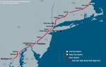 Amtrak High Speed Rail Plan