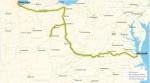 Heartland Corridor Map