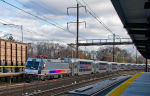New Jersey Transit train
