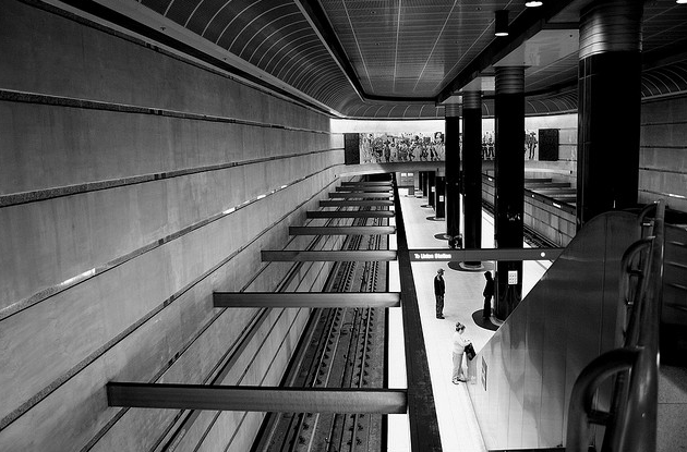 Los Angeles' Subway