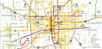 Indianapolis Proposed Transit Plan