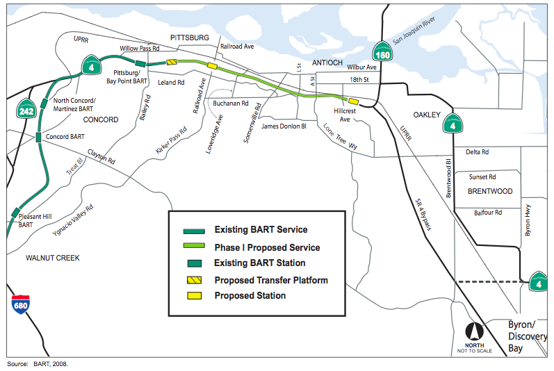bart map san francisco with Ebart Now Under Construction Extending Rapid Transit Far From San Francisco on Manhattan Map as well San Francisco International Airport in addition Testing Hiccups Slows Rollout Of Barts New Train Cars in addition Bay Area Transportation together with Nikko San Francisco.