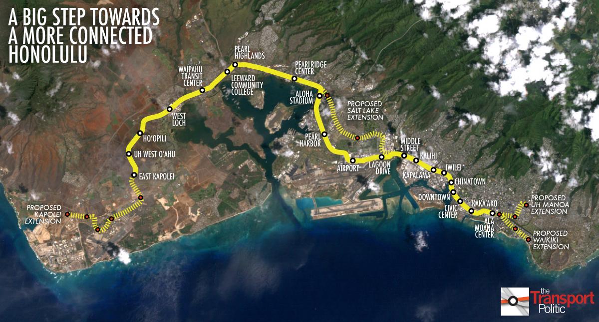 basics: branching (or how transit is like a river) — Human Transit