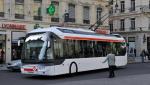 Trolleybus Lyon