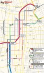 Los Angeles Downtown Streetcar Proposals