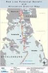 RLRR Corridor Map