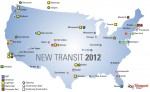2012 Transit Openings and Construction Starts