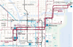 Chicago Circulator Route
