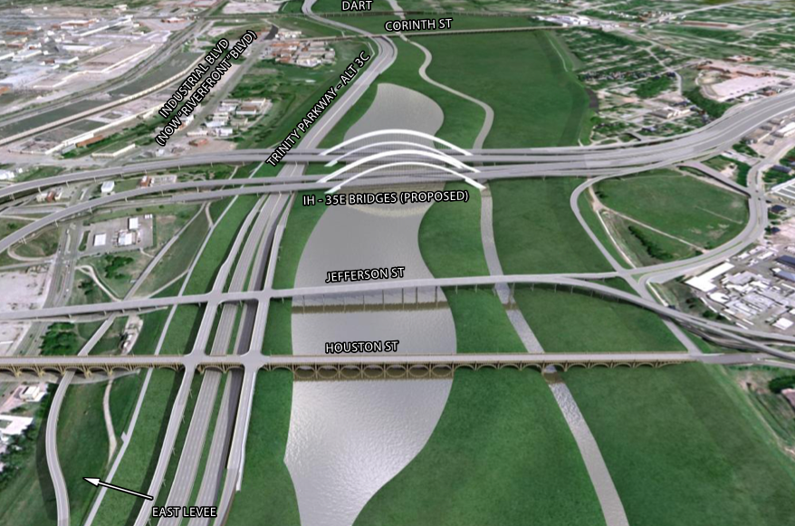 A Tollway In Dallas And The Absurdity Of Building