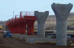 Honolulu Rail Construction