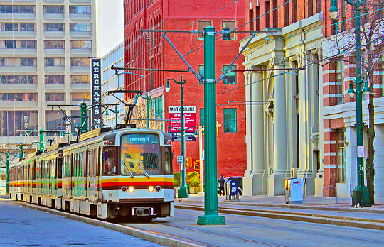 Buffalo Light Rail